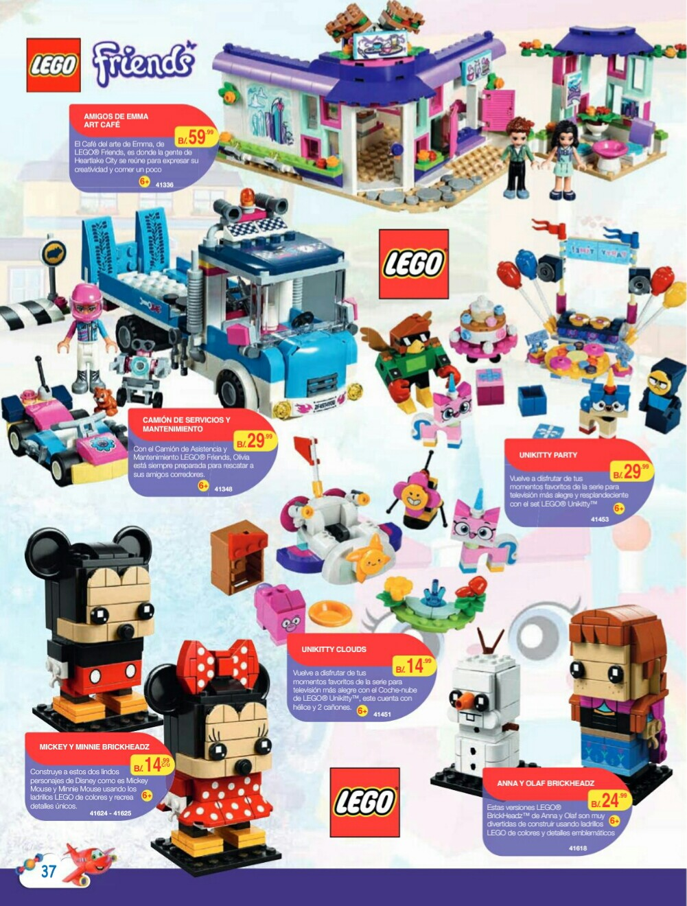 Catalogo juguetes Titan Toys 2018 p38