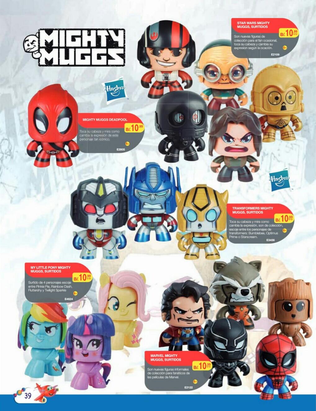 Catalogo juguetes Titan Toys 2018 p40