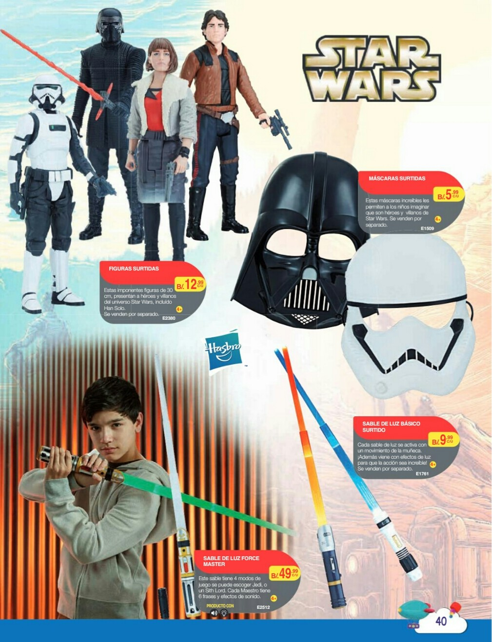 Catalogo juguetes Titan Toys 2018 p41