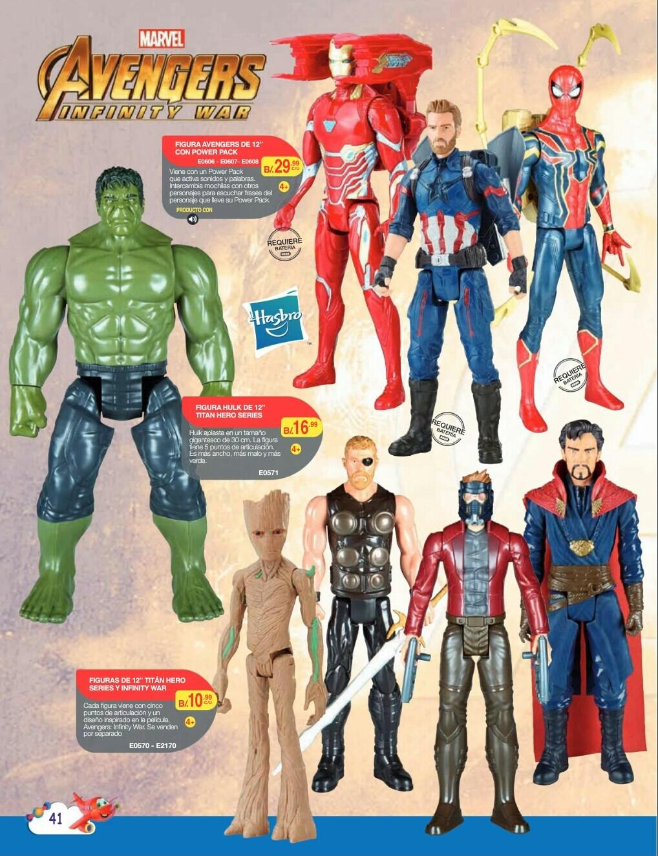 Catalogo juguetes Titan Toys 2018 p42