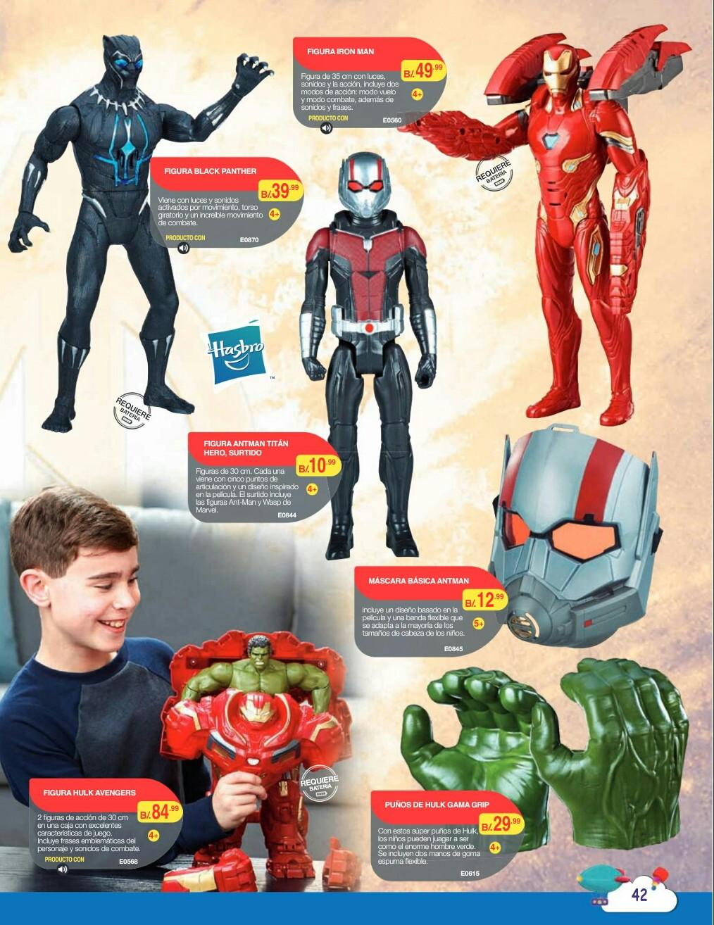 Catalogo juguetes Titan Toys 2018 p43