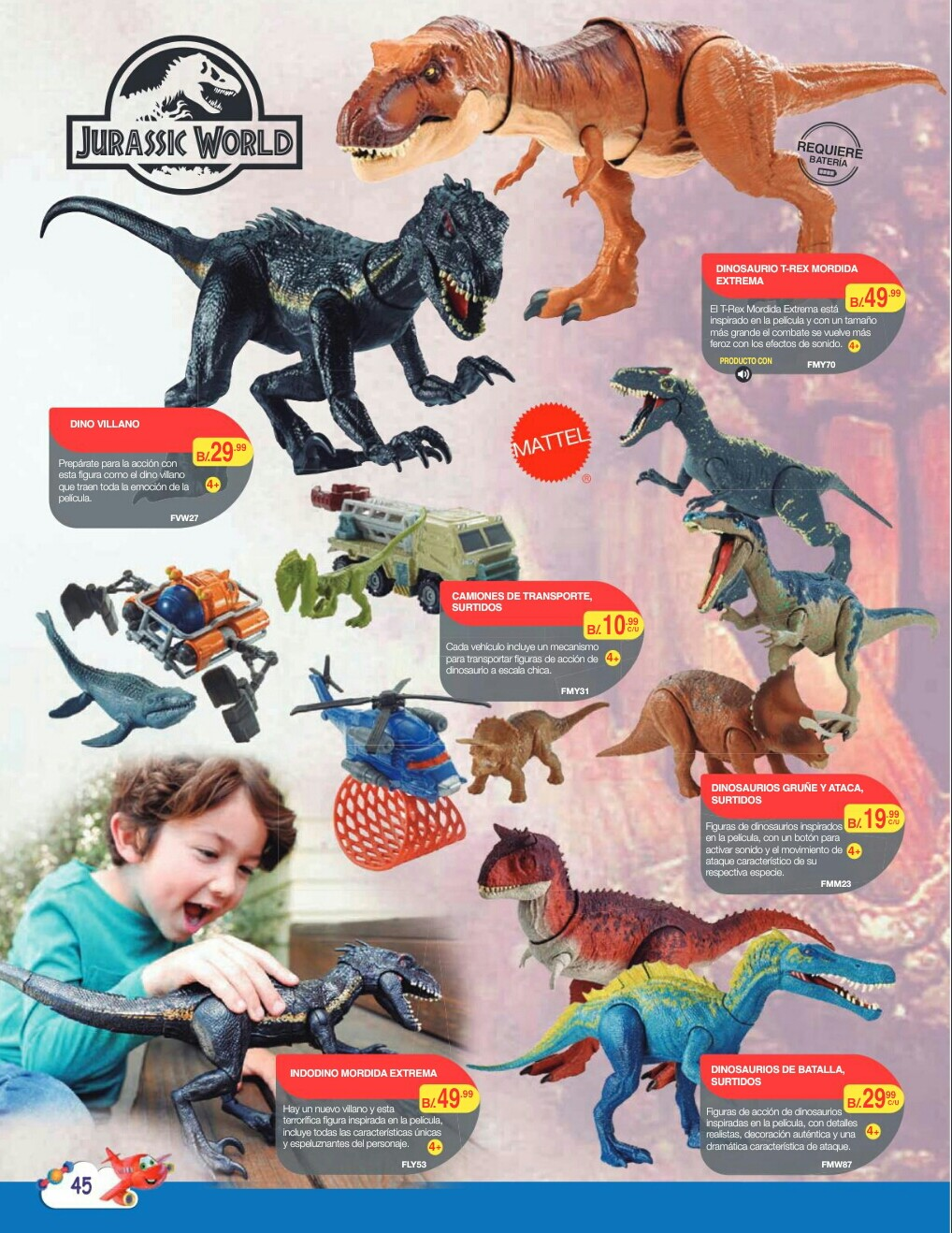 Catalogo juguetes Titan Toys 2018 p46