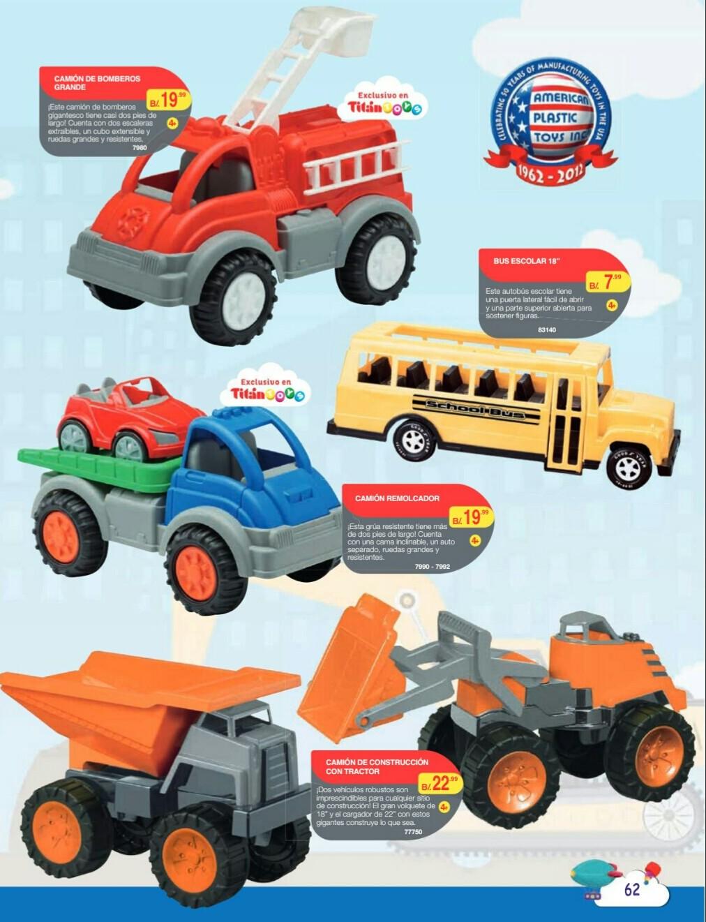 Catalogo juguetes Titan Toys 2018 p63