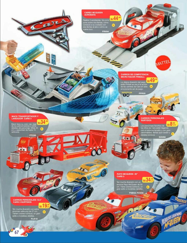 Catalogo juguetes Titan Toys 2018 p68