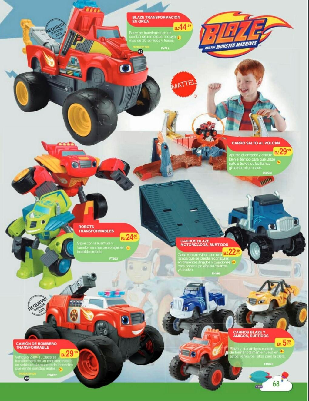Catalogo juguetes Titan Toys 2018 p69