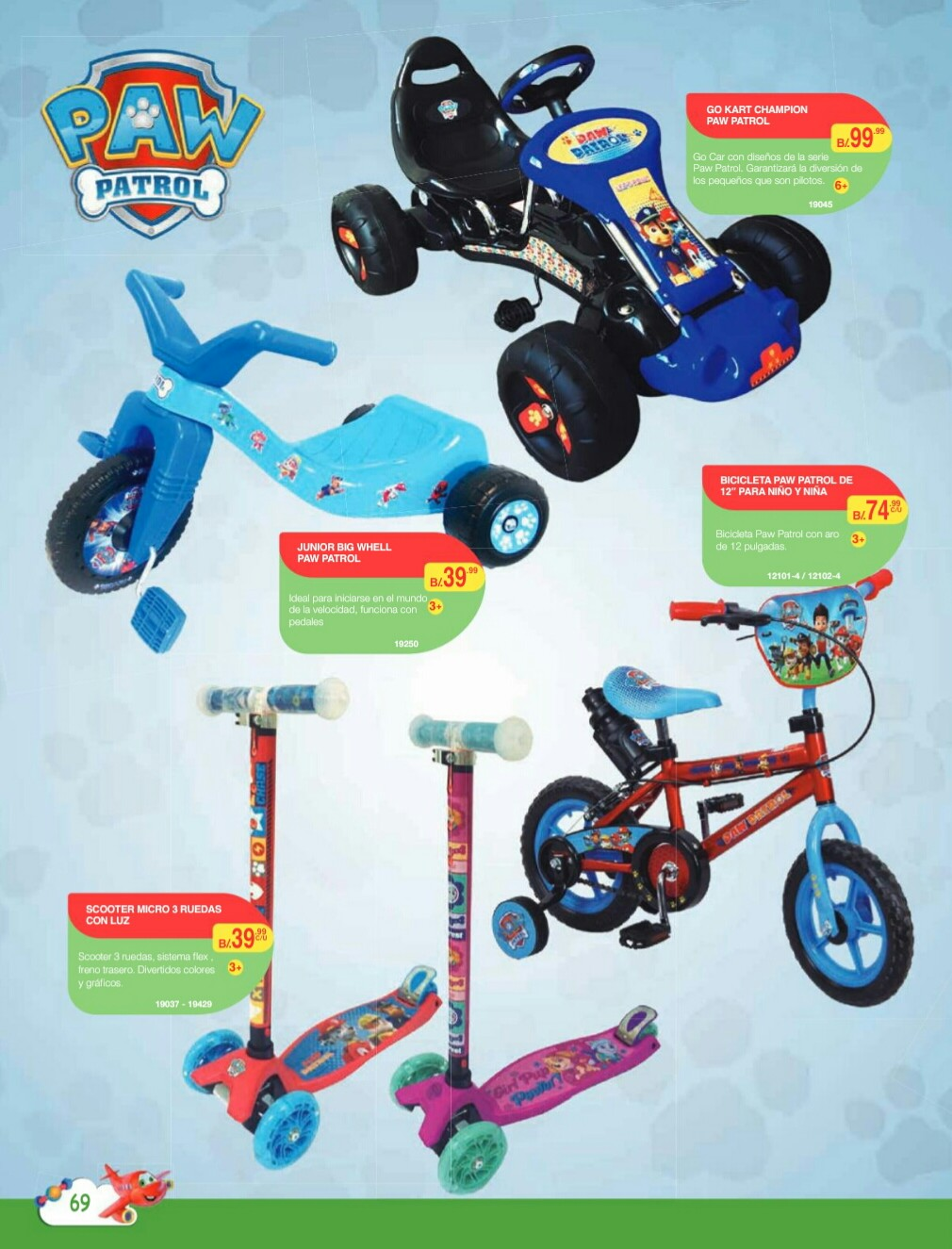 Catalogo juguetes Titan Toys 2018 p70