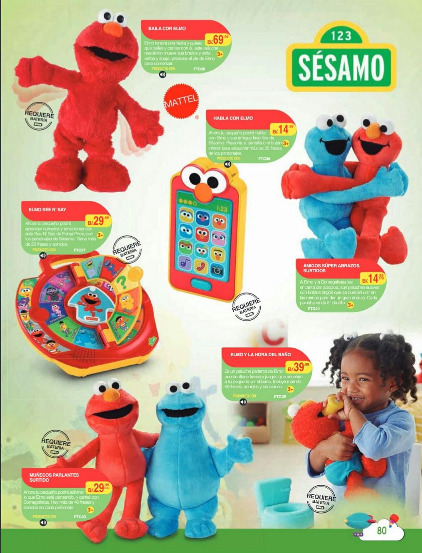 Catalogo juguetes Titan Toys 2018 p81