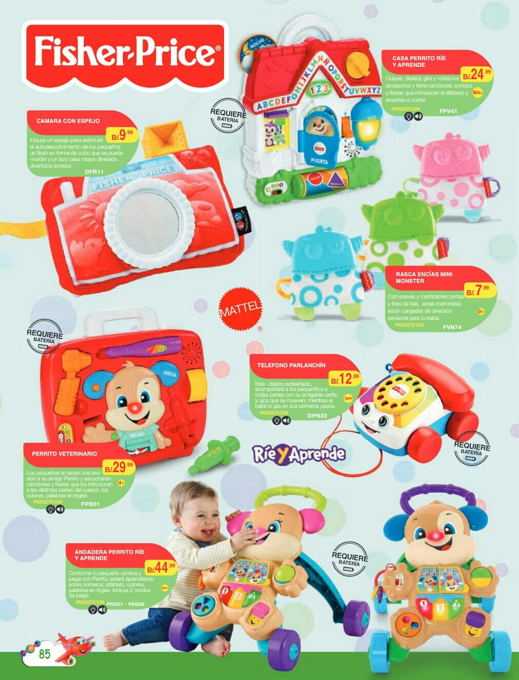 Catalogo juguetes Titan Toys 2018 p86