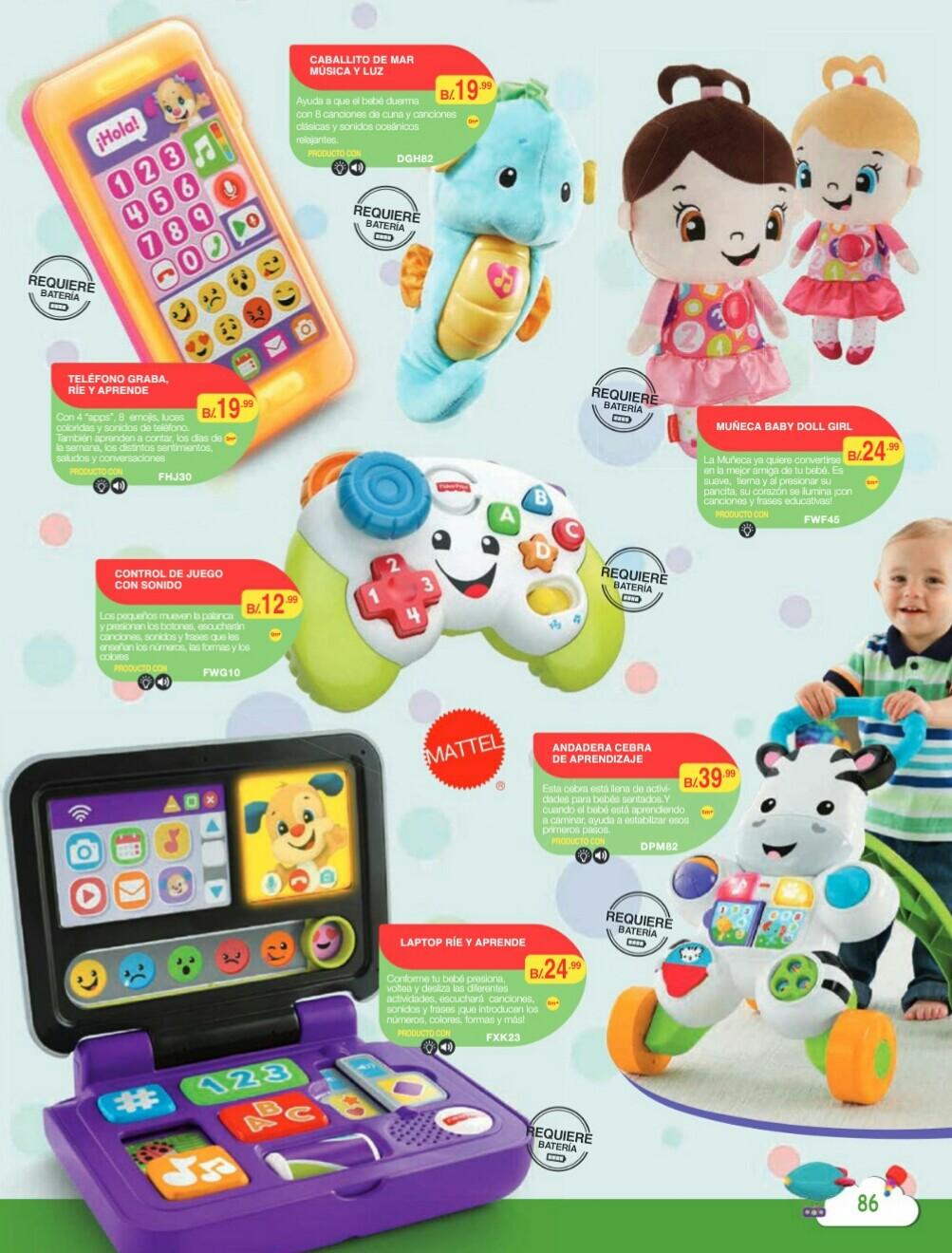 Catalogo juguetes Titan Toys 2018 p87¿