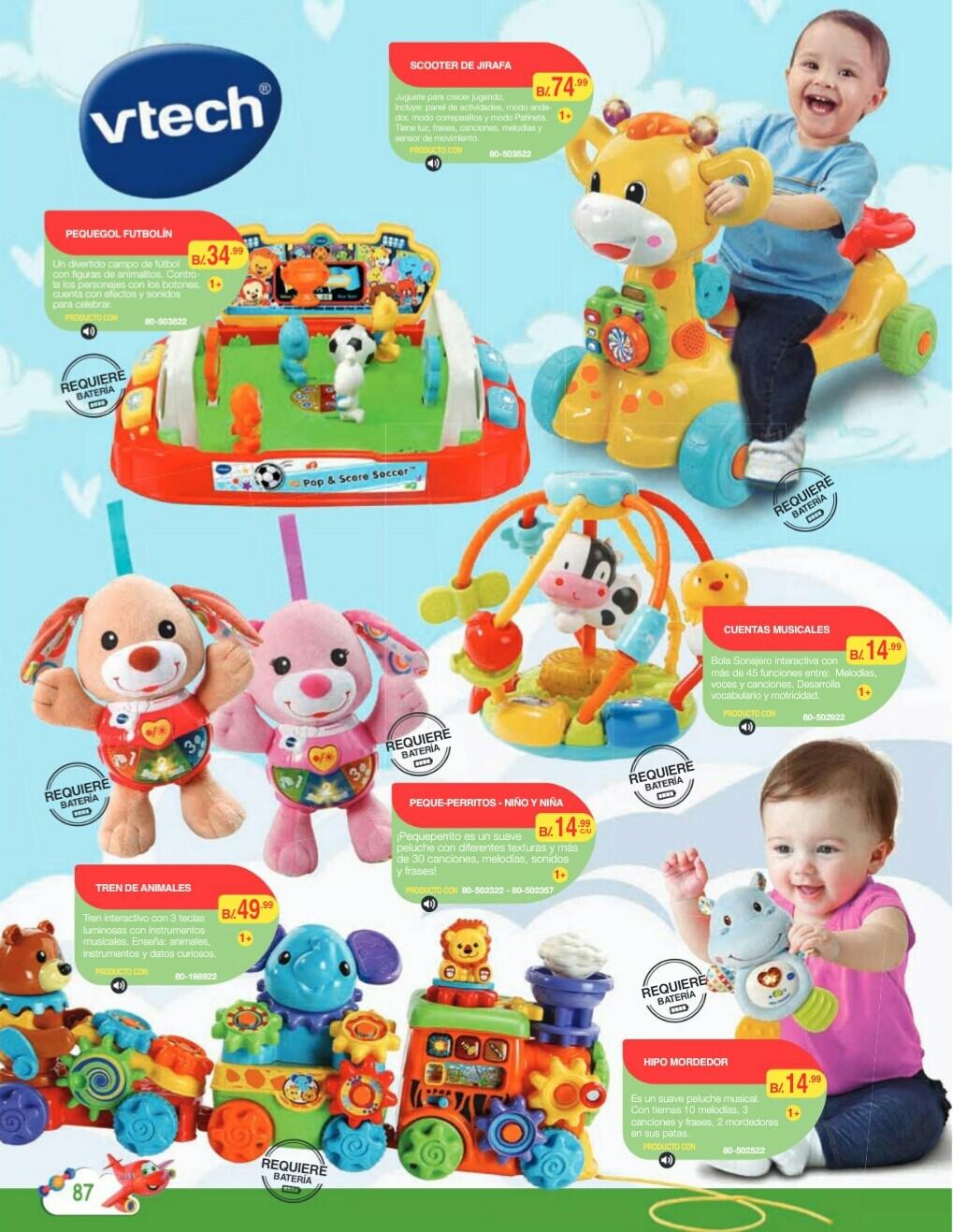 Catalogo juguetes Titan Toys 2018 p88