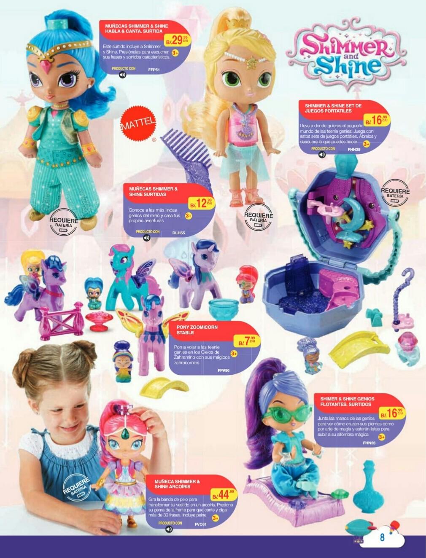 Catalogo juguetes Titan Toys 2018 p9
