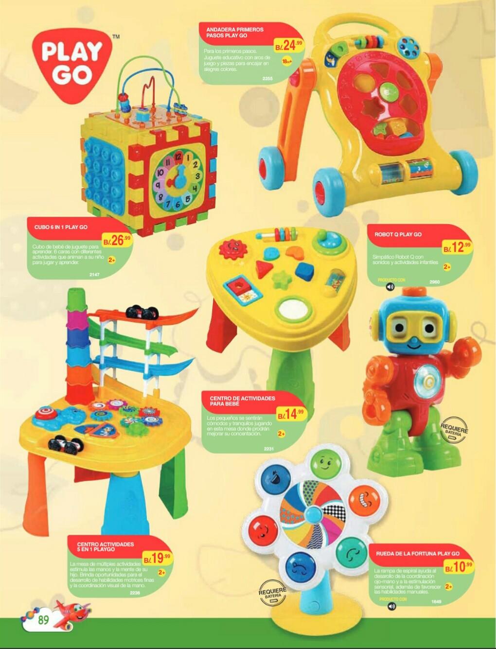 Catalogo juguetes Titan Toys 2018 p90