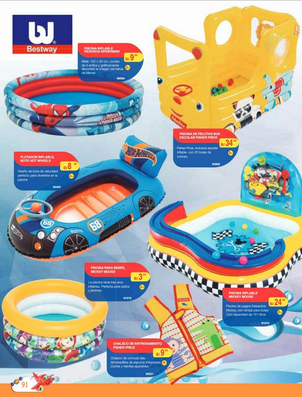 Catalogo juguetes Titan Toys 2018 p92