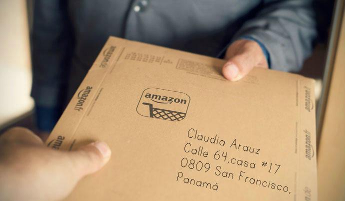 códigos postales Panamá compras