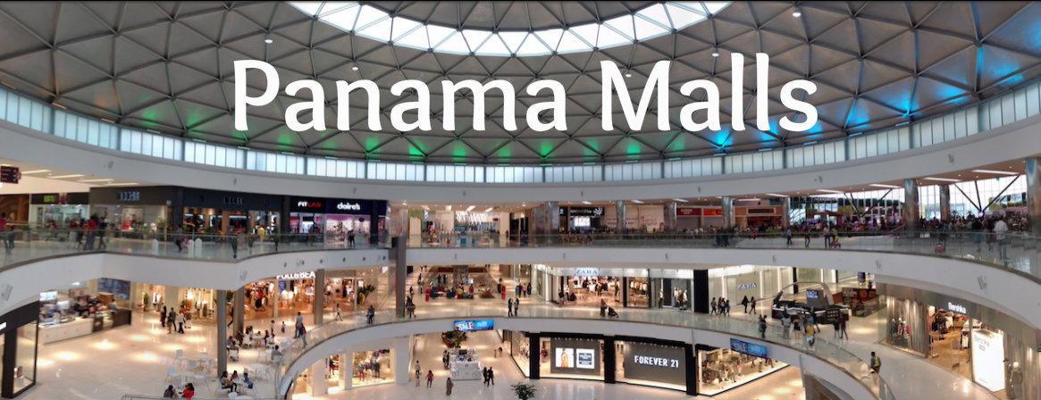 panama malls