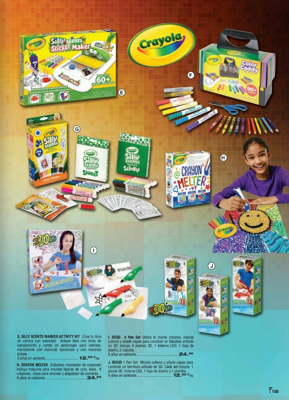 Catalogo juguetes Felix B Maduro 2018 p100