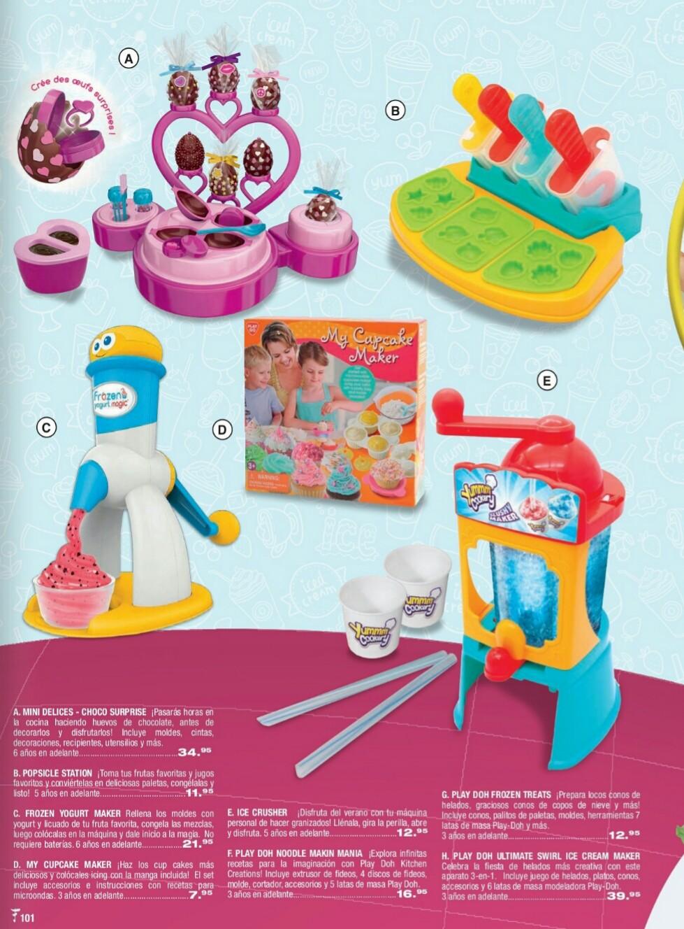 Catalogo juguetes Felix B Maduro 2018 p101