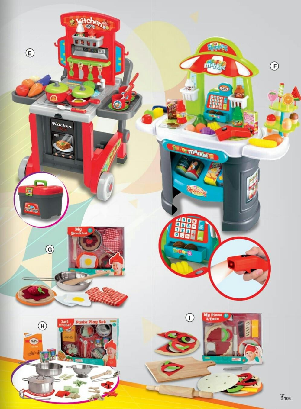 Catalogo juguetes Felix B Maduro 2018 p104
