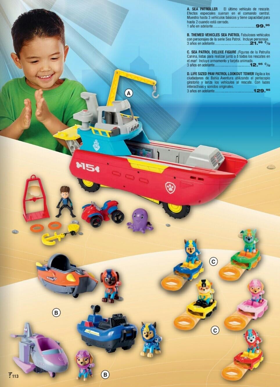 Catalogo juguetes Felix B Maduro 2018 p113