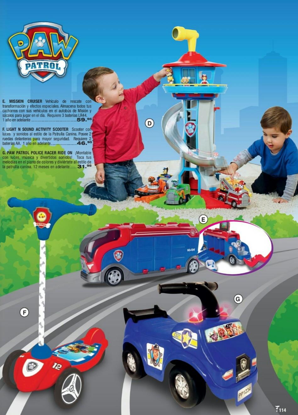Catalogo juguetes Felix B Maduro 2018 p114