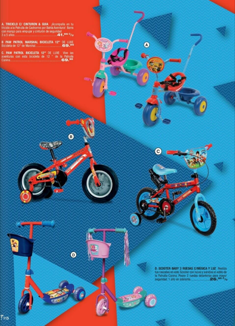 Catalogo juguetes Felix B Maduro 2018 p115