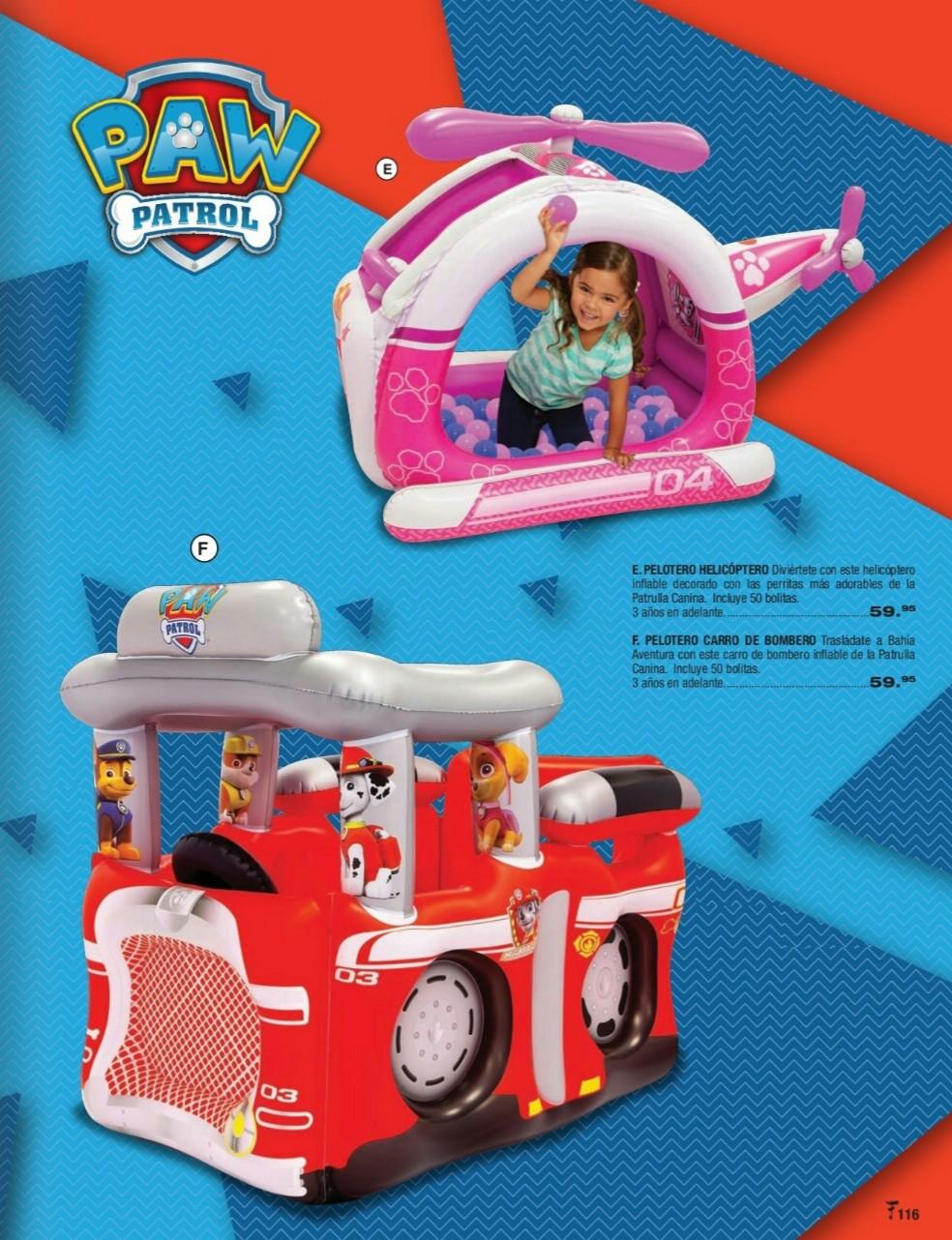 Catalogo juguetes Felix B Maduro 2018 p116