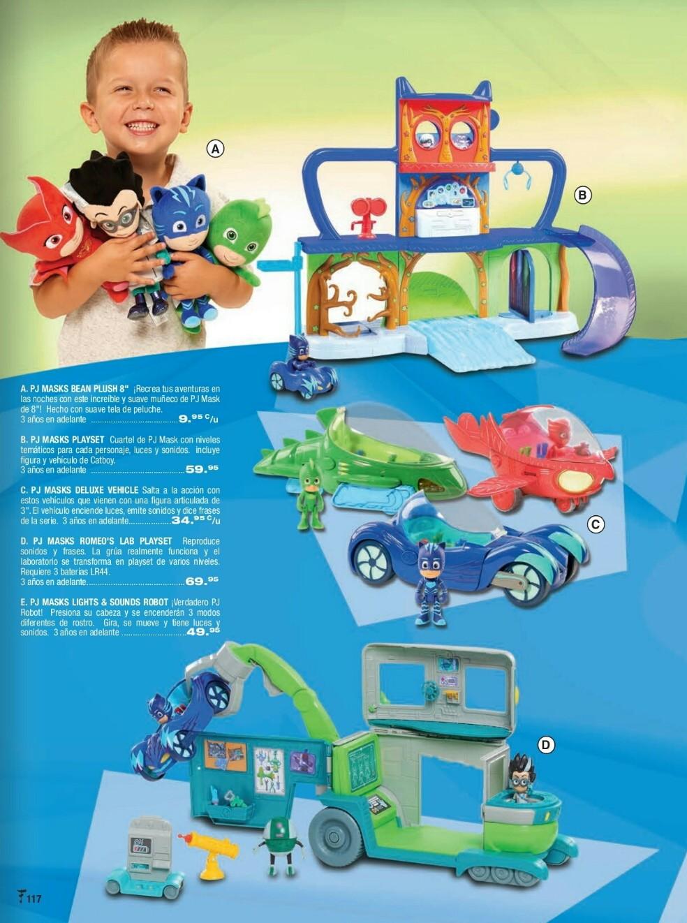 Catalogo juguetes Felix B Maduro 2018 p117