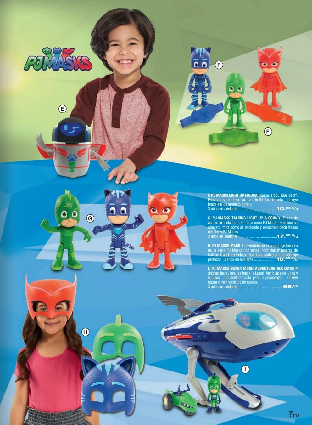 Catalogo juguetes Felix B Maduro 2018 p118