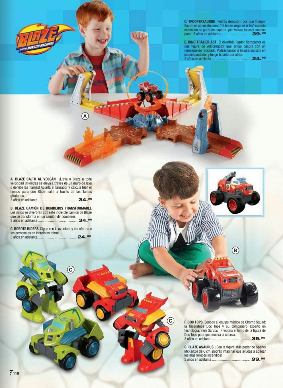 Catalogo juguetes Felix B Maduro 2018 p119