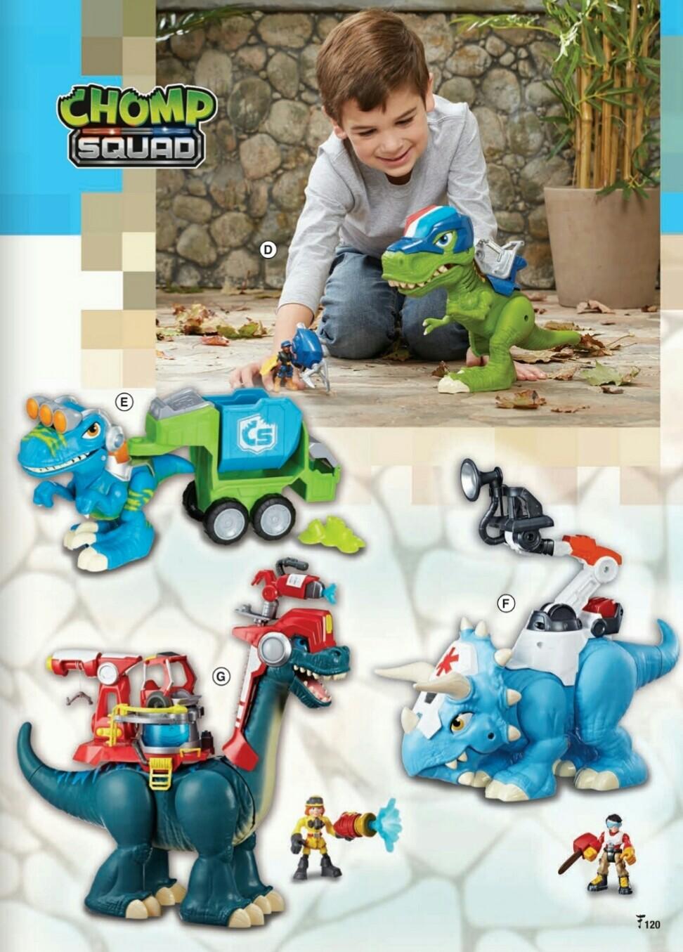 Catalogo juguetes Felix B Maduro 2018 p120