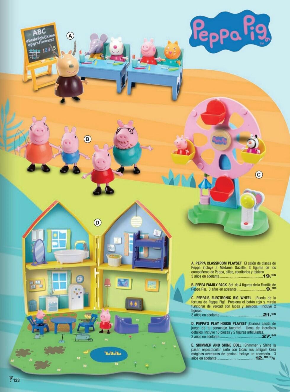 Catalogo juguetes Felix B Maduro 2018 p123