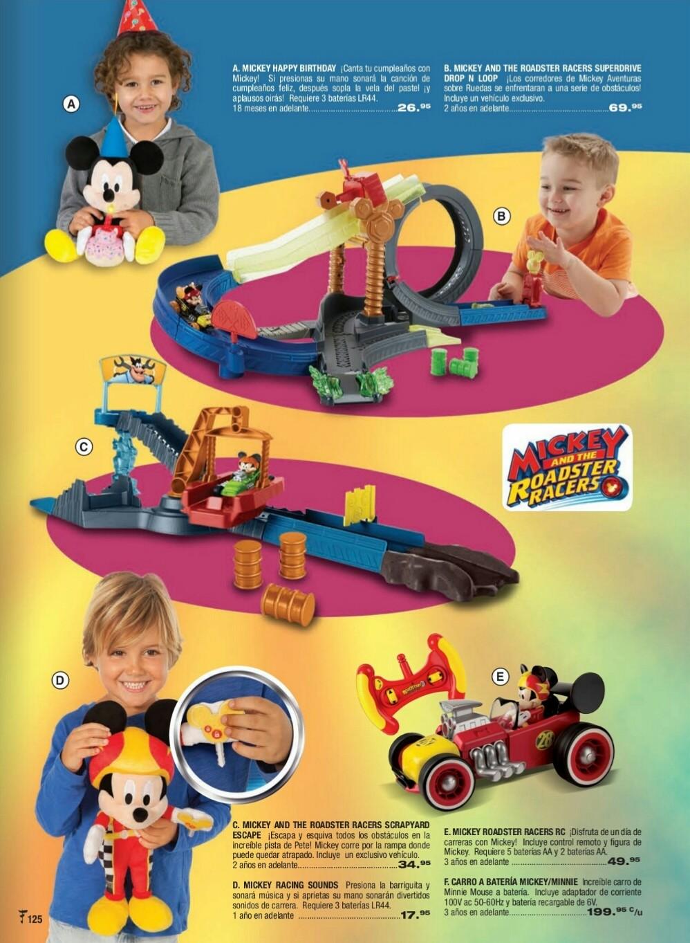 Catalogo juguetes Felix B Maduro 2018 p125