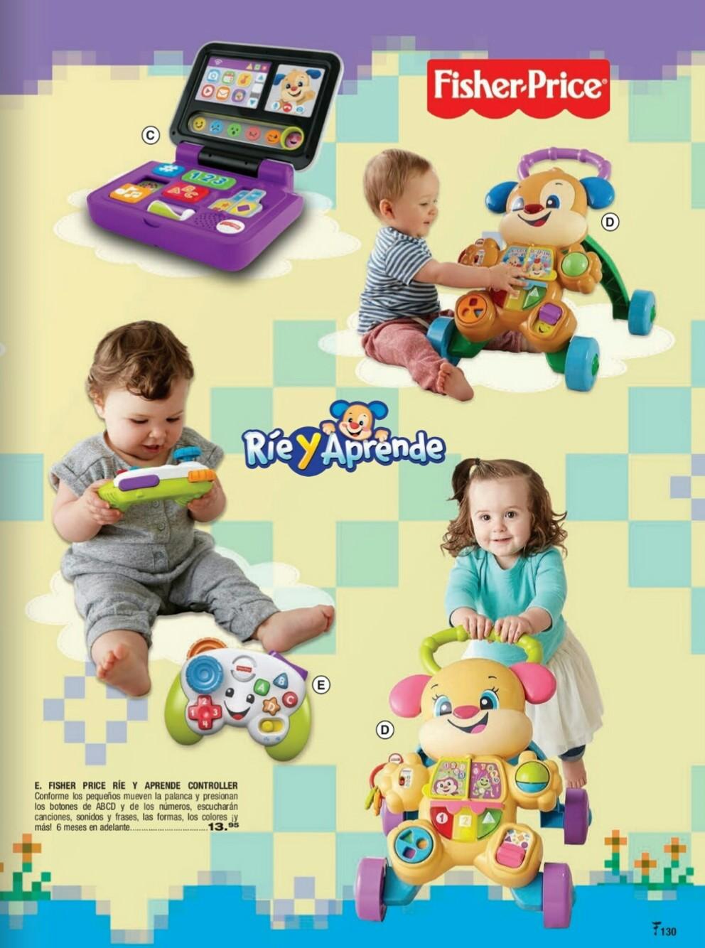 Catalogo juguetes Felix B Maduro 2018 p130