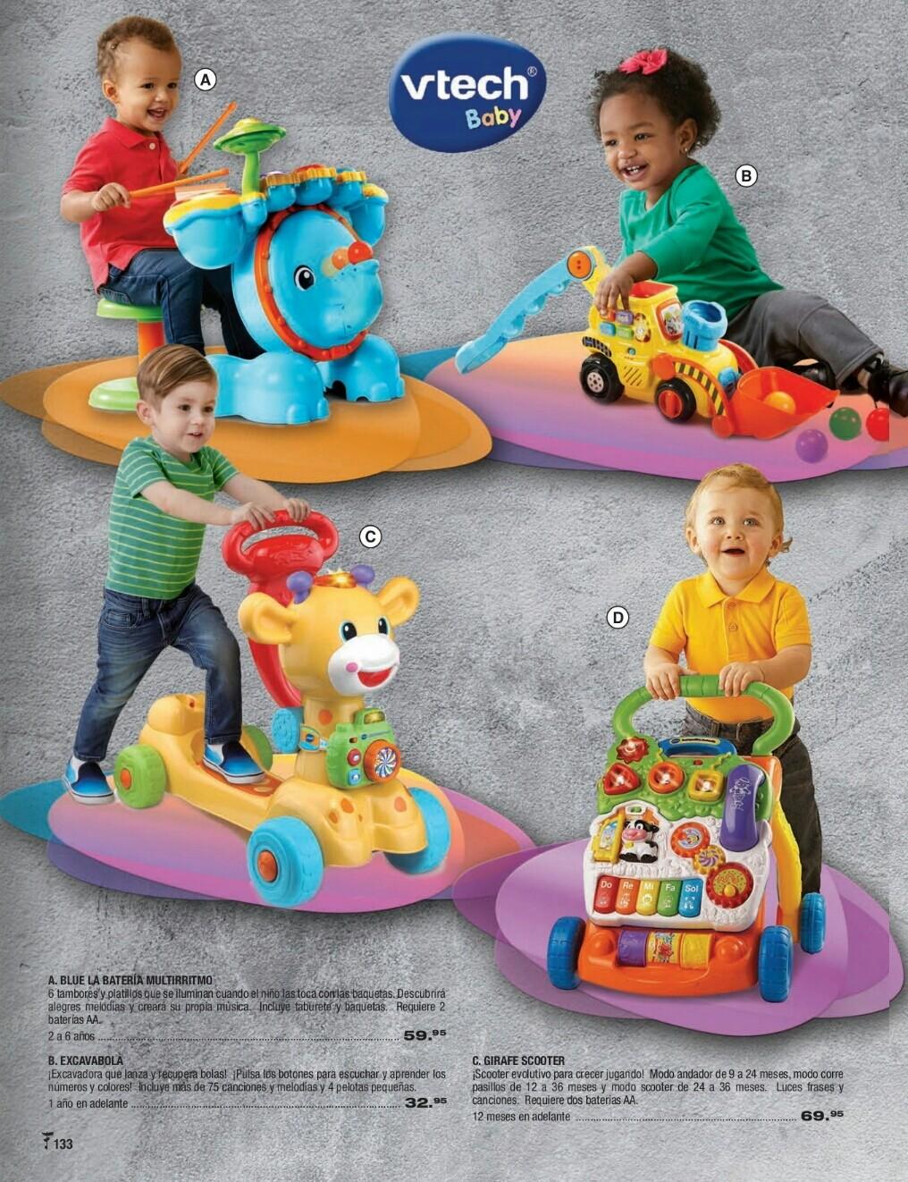 Catalogo juguetes Felix B Maduro 2018 p133