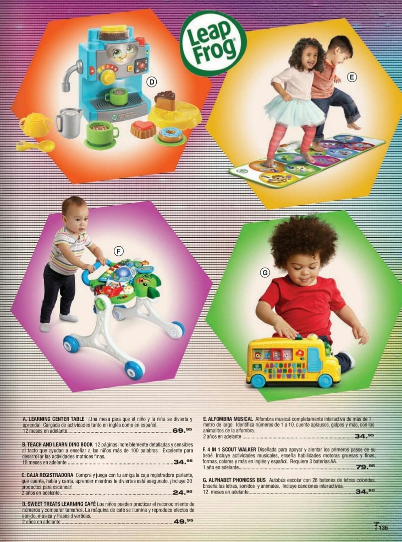 Catalogo juguetes Felix B Maduro 2018 p136