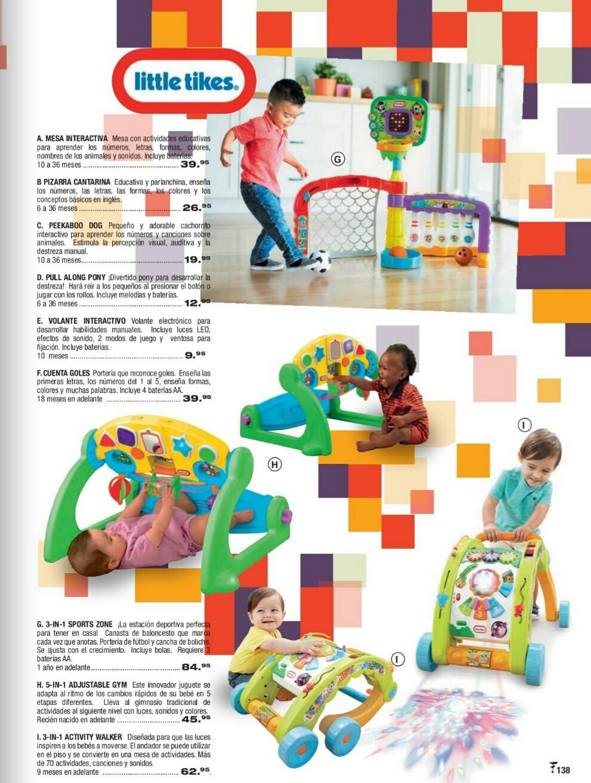 Catalogo juguetes Felix B Maduro 2018 p138