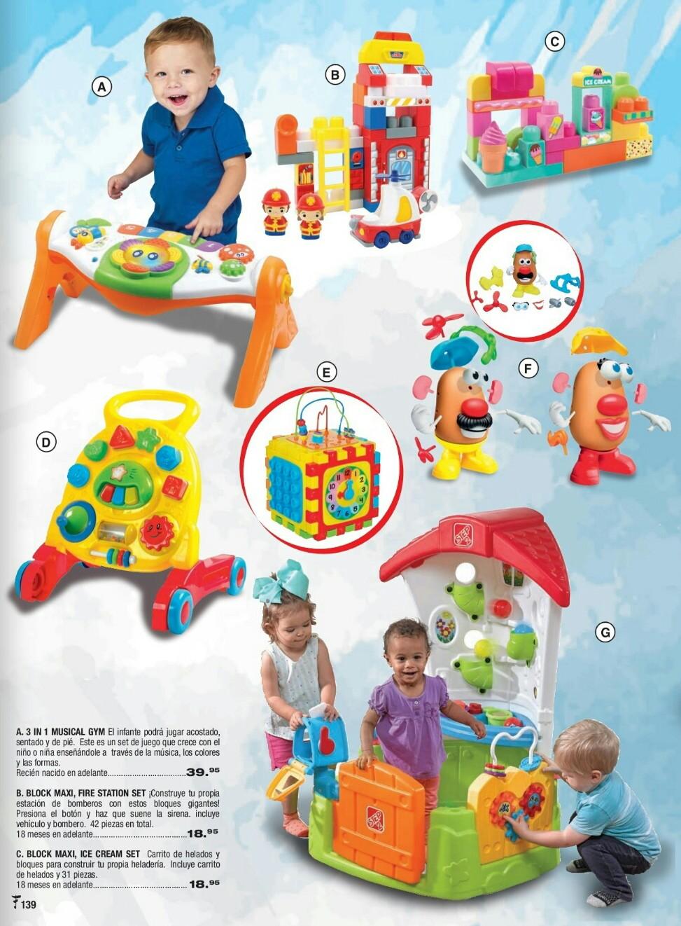 Catalogo juguetes Felix B Maduro 2018 p139