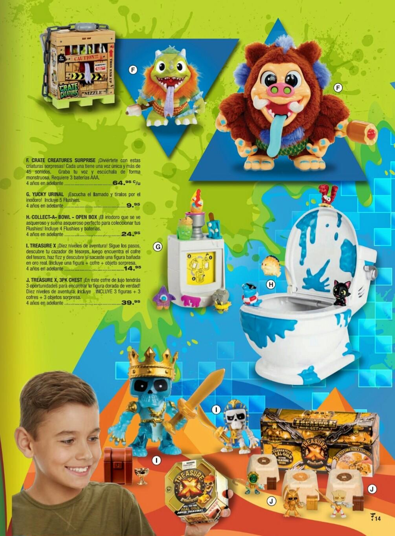 Catalogo juguetes Felix B Maduro 2018 p14