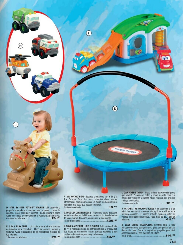 Catalogo juguetes Felix B Maduro 2018 p140