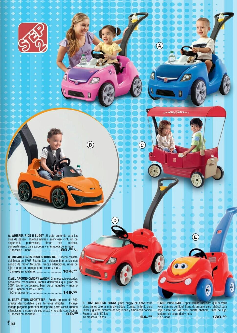 Catalogo juguetes Felix B Maduro 2018 p141