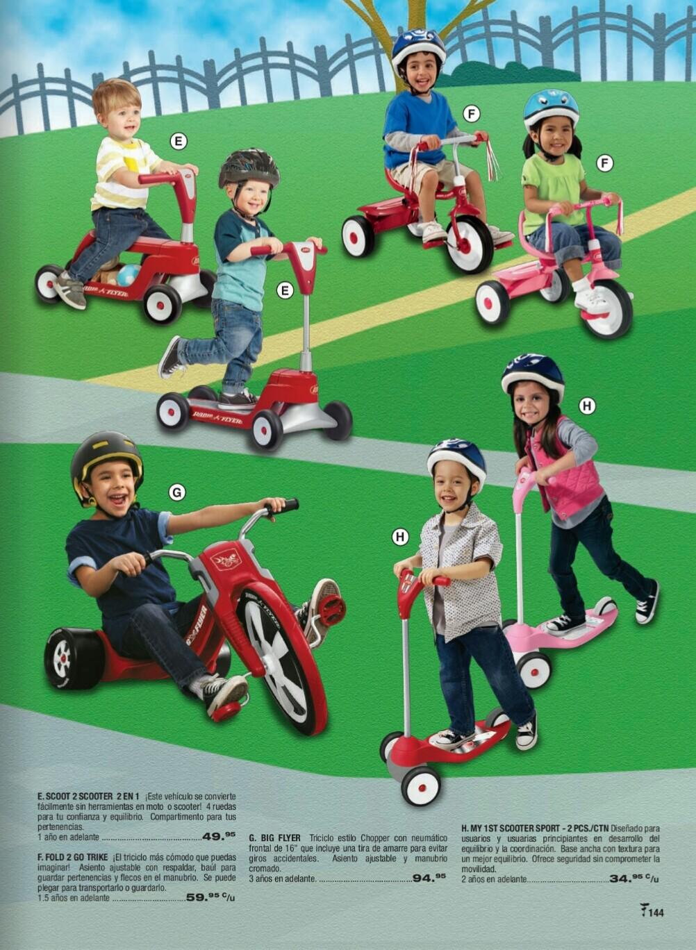 Catalogo juguetes Felix B Maduro 2018 p144