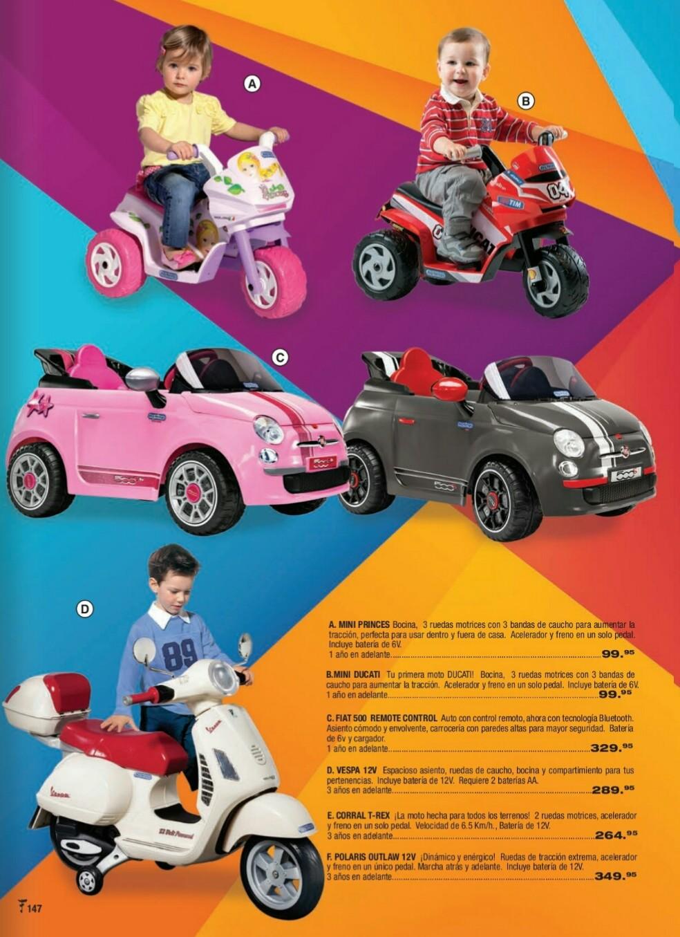 Catalogo juguetes Felix B Maduro 2018 p147