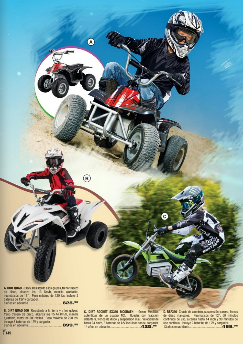 Catalogo juguetes Felix B Maduro 2018 p149