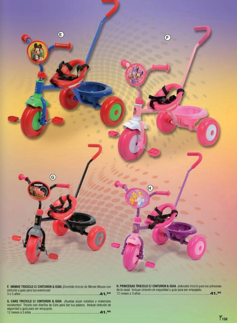 Catalogo juguetes Felix B Maduro 2018 p158