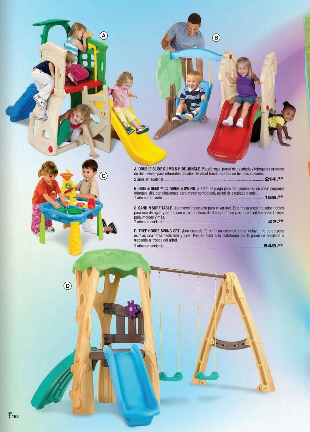 Catalogo juguetes Felix B Maduro 2018 p163