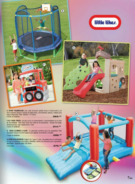 Catalogo juguetes Felix B Maduro 2018 p164