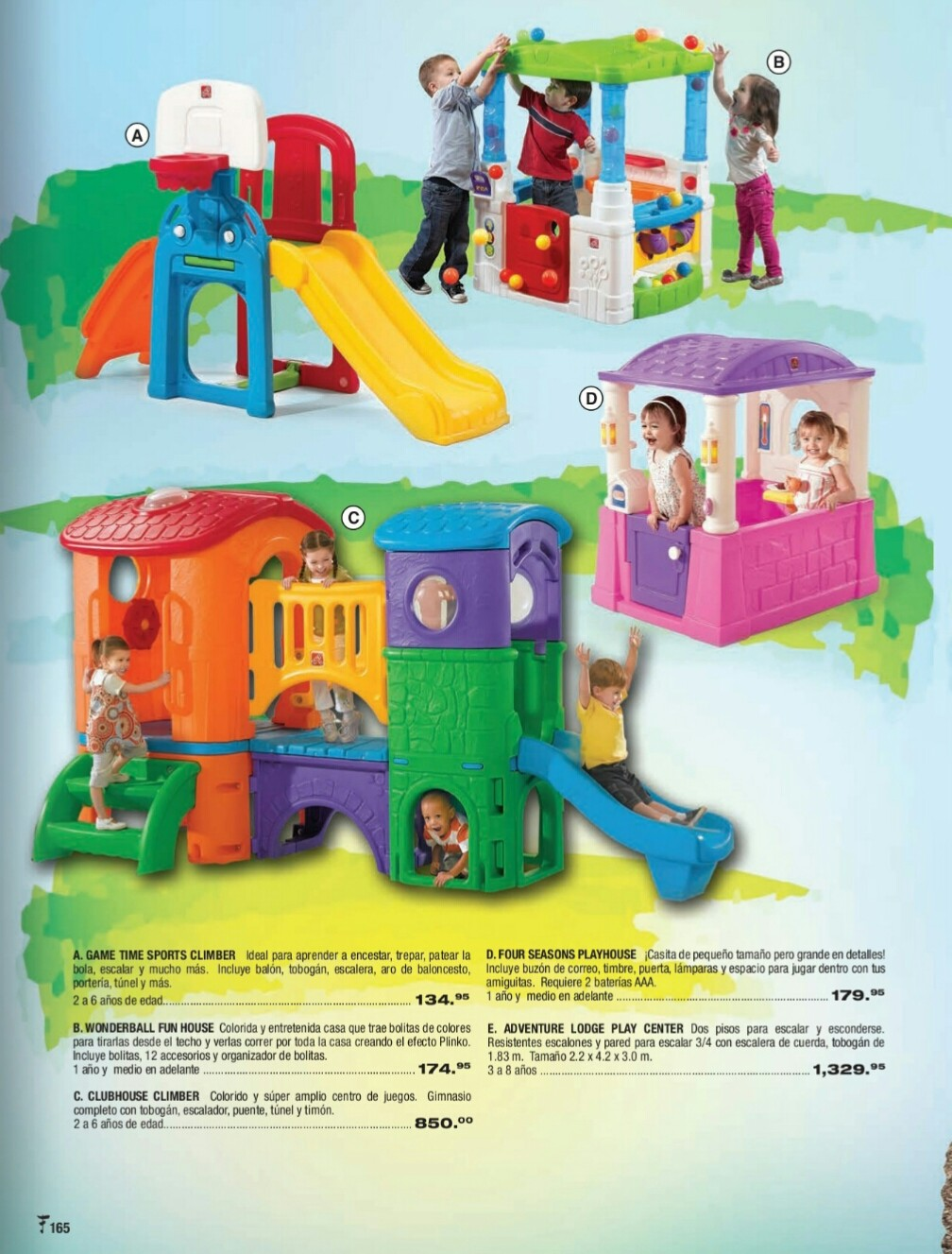 Catalogo juguetes Felix B Maduro 2018 p165