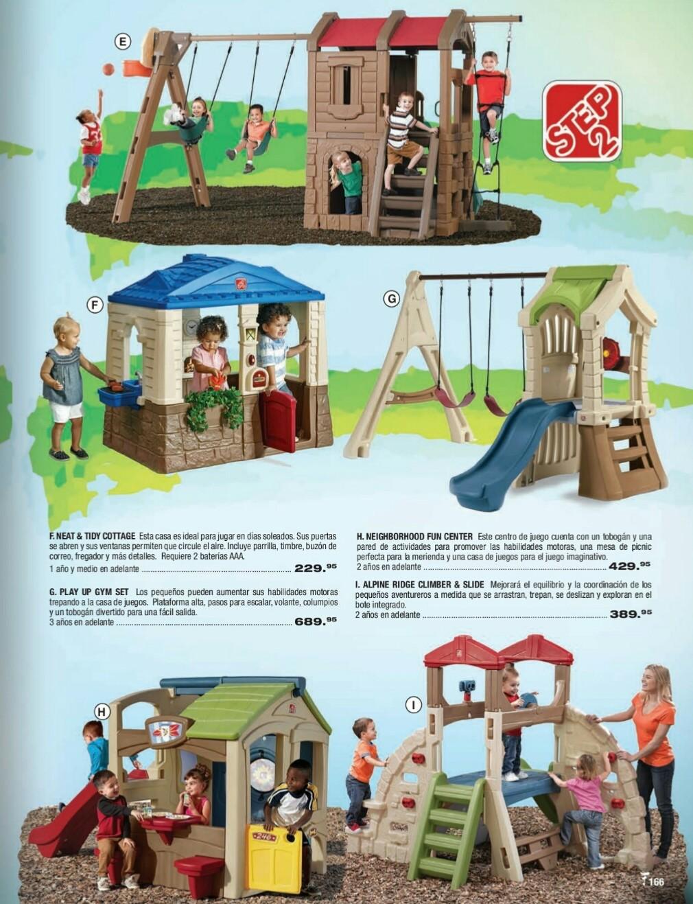 Catalogo juguetes Felix B Maduro 2018 p166