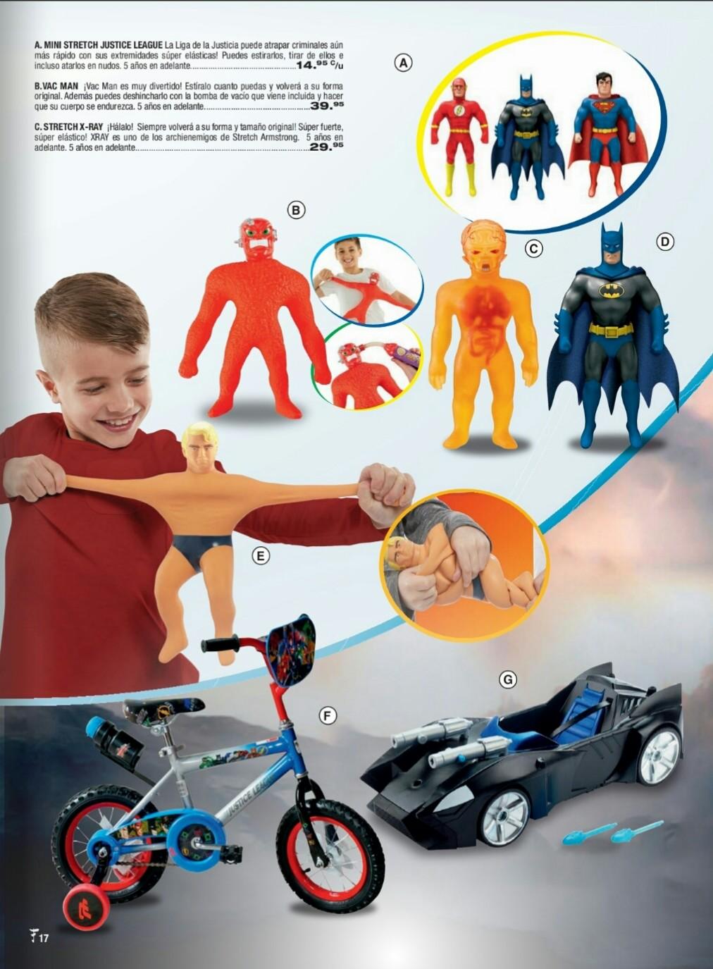 Catalogo juguetes Felix B Maduro 2018 p17