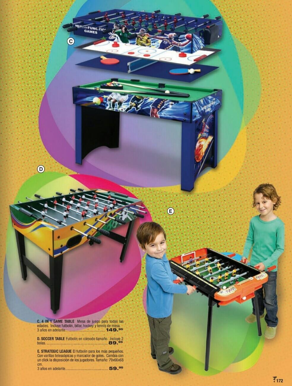Catalogo juguetes Felix B Maduro 2018 p172
